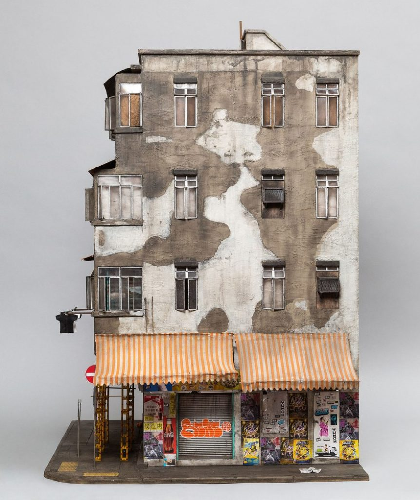 Miniature Urban Architecture Joshua Smith 6 862x1024 Urban Miniature Cities So Detailed You'll Need A Magnifying Glass