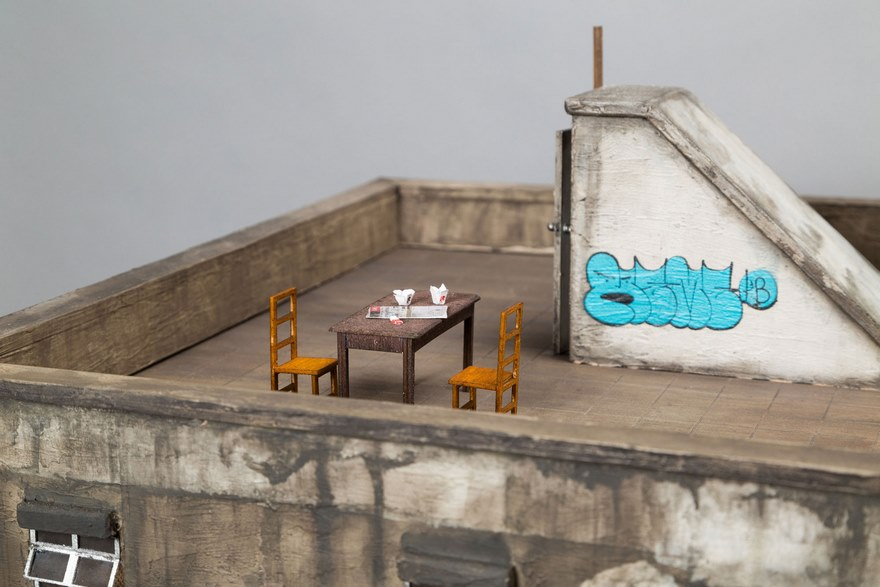 Miniature Urban Architecture Joshua Smith 7 Urban Miniature Cities So Detailed You'll Need A Magnifying Glass
