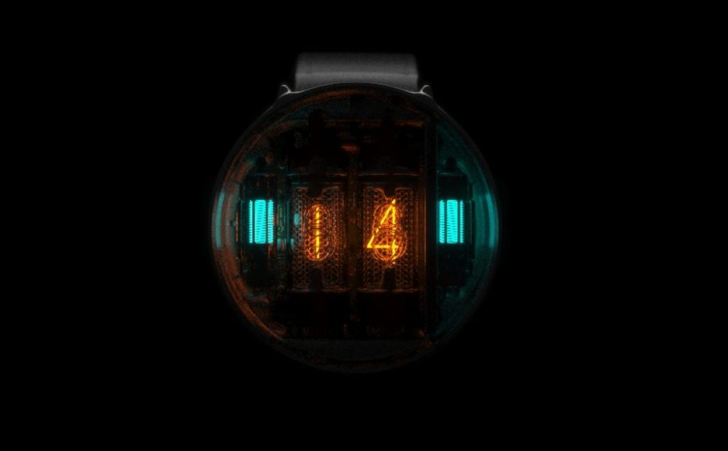 NIWA Nixie tube watch 2 1024x634 Do You Think Your Watch is Coolest? You Mush See This One!!