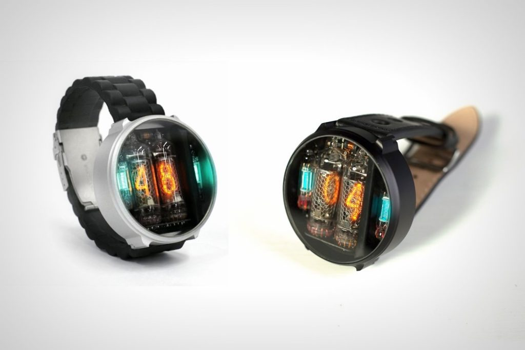 NIWA Nixie tube watch 4 1024x683 Do You Think Your Watch is Coolest? You Mush See This One!!