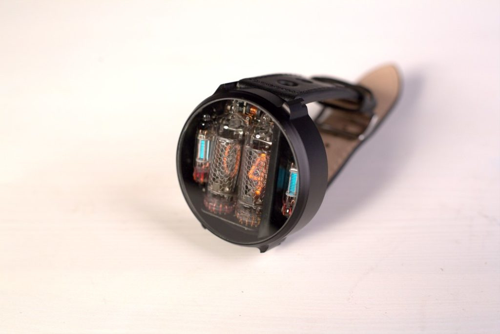 NIWA Nixie tube watch 5 1024x684 Do You Think Your Watch is Coolest? You Mush See This One!!