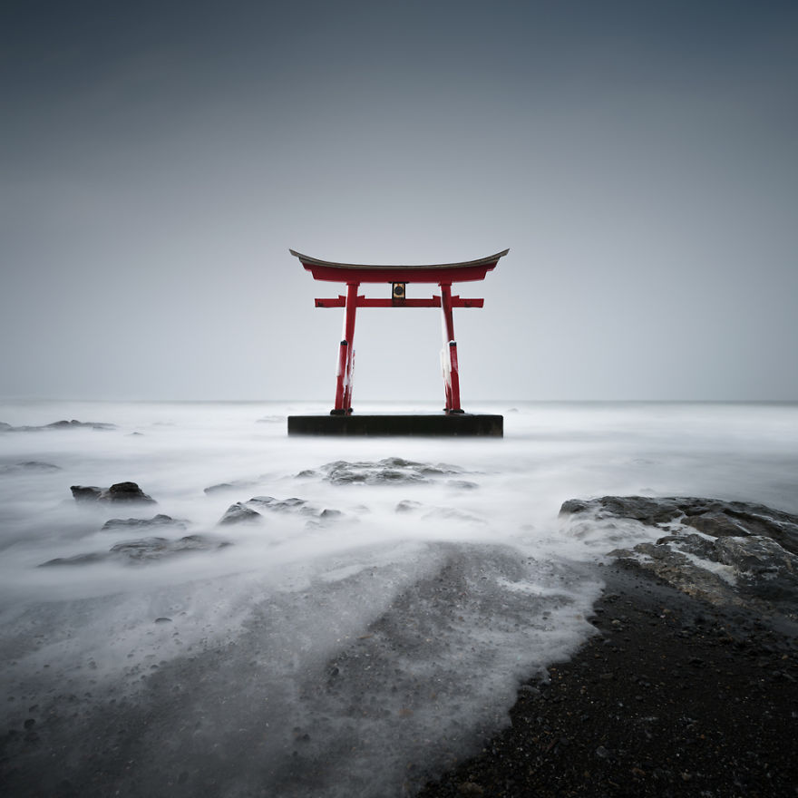 Torii Shosanbetsu Hokkaid Japan Photograph I Spent Three Weeks Photographing Japan's Spirituality And Modernism