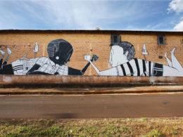 Creative Black and White Street Art by Alex Senna 9 260x195 Home V.2