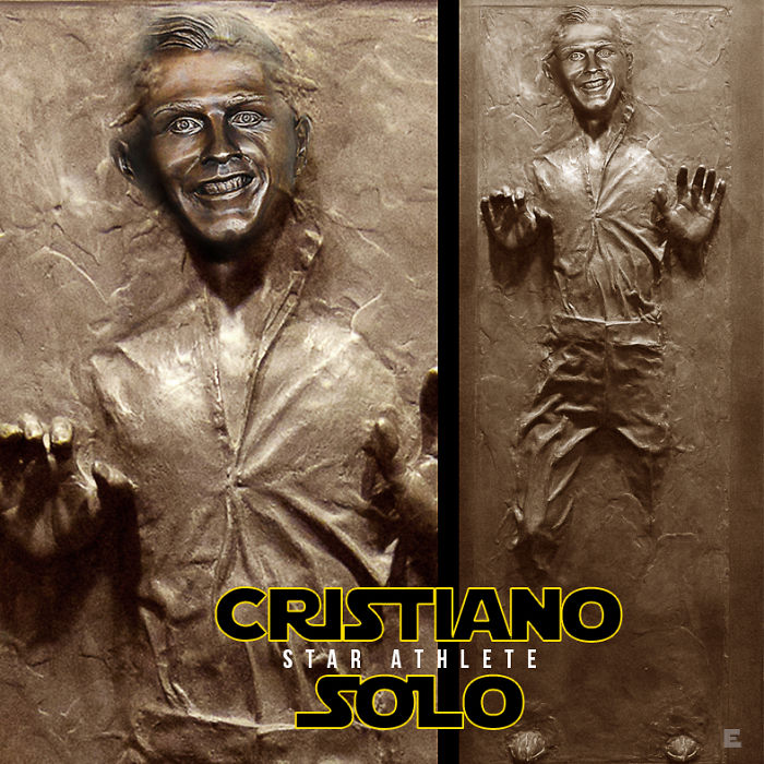 Cristiano Ronaldo Statue Fail Photoshop Battle 15 10+ Of The Funniest Reactions To Cristiano Ronaldo's New Statue