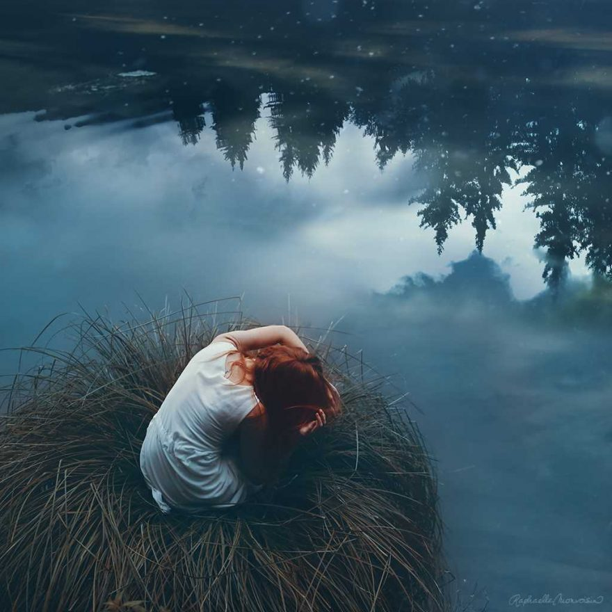 Dreamlike Portrait Photography by Raphaelle Monvoisin 3 Dreamlike Portrait Photography by Raphaelle Monvoisin