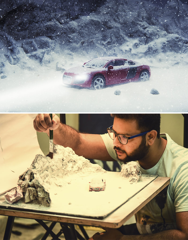 Epic Miniature Photography by Vatsal Kataria 802x1024 Mind blowing Miniature Photography by Vatsal Kataria