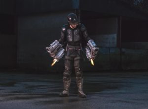 Man Builds Iron Man Costume with Real-Life Flying Suit