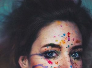 Beautiful Female Portrait Photography by Kai Böttcher