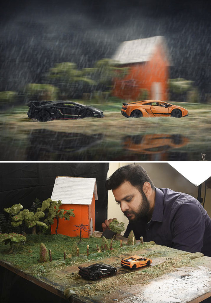 Stunning Miniature Photography by Vatsal Kataria 3 715x1024 Mind blowing Miniature Photography by Vatsal Kataria