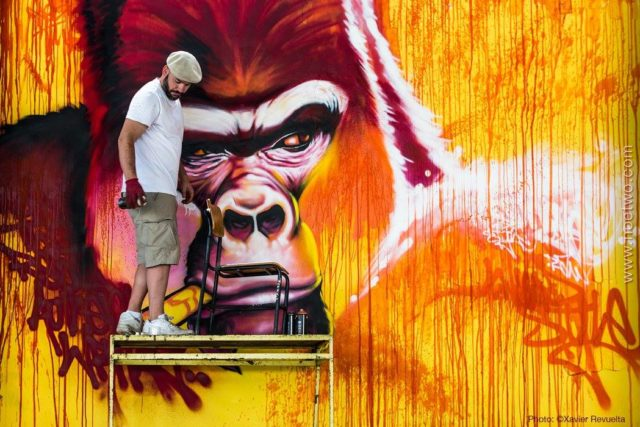Stunning Street Art by Noé Two
