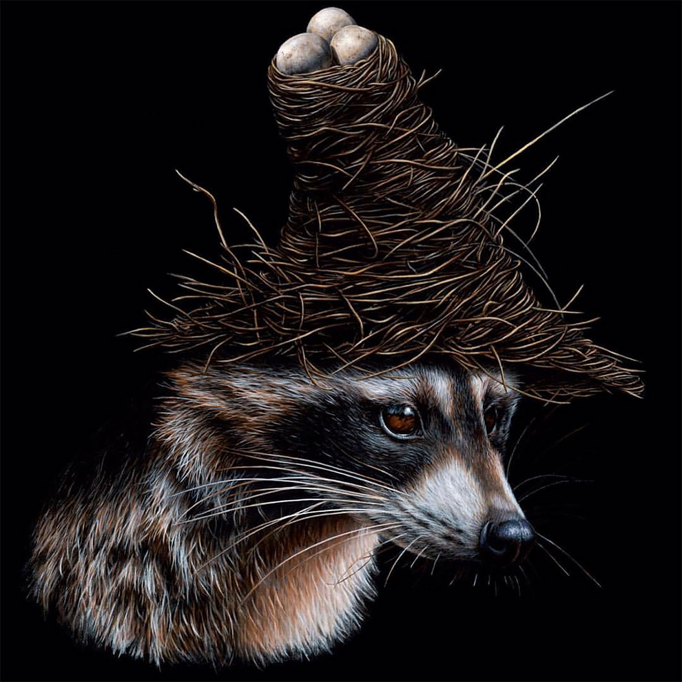 Stunning Surreal Animal Illustration by Jacub Gagnon 1 Stunning Surreal Animal Illustration by Jacub Gagnon