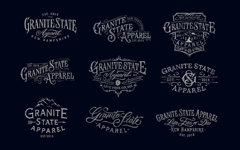 20 Amazing Hand Drawn Logo Design Inspiration 1 20 Creative Hand Drawn Logo Design Inspiration