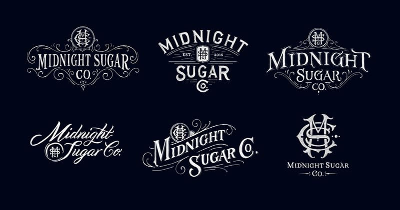 20 Creative Hand Drawn Logo Design Inspiration 1 20 Creative Hand Drawn Logo Design Inspiration