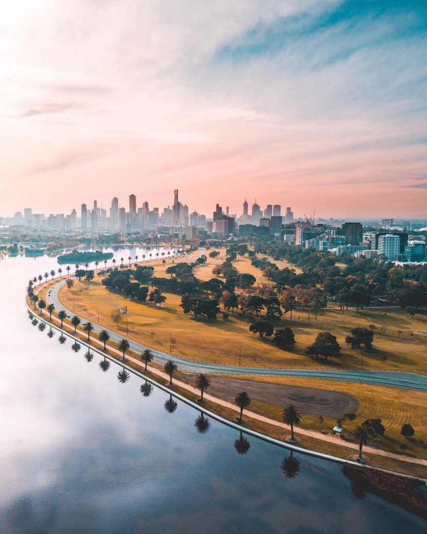 Magnificent Australia From Above by Peter Yan 2 Now, You Can Make Stunning Drone Photography