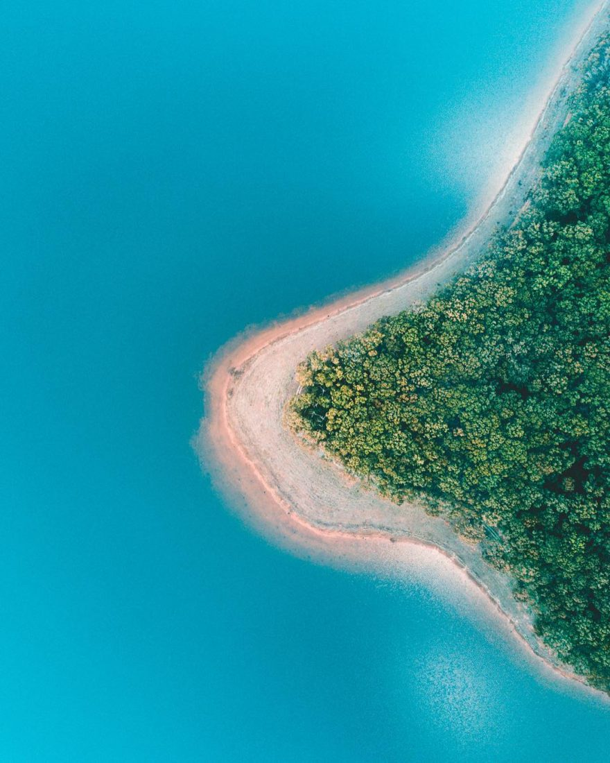 Magnificent Australia From Above by Peter Yan Now, You Can Make Stunning Drone Photography
