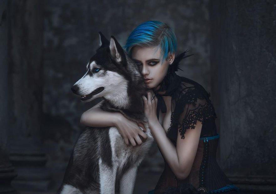 Beauty Fine Art Portraits Photography by Grace Almera Beautiful Fine Art Portraits Photography by Grace Almera