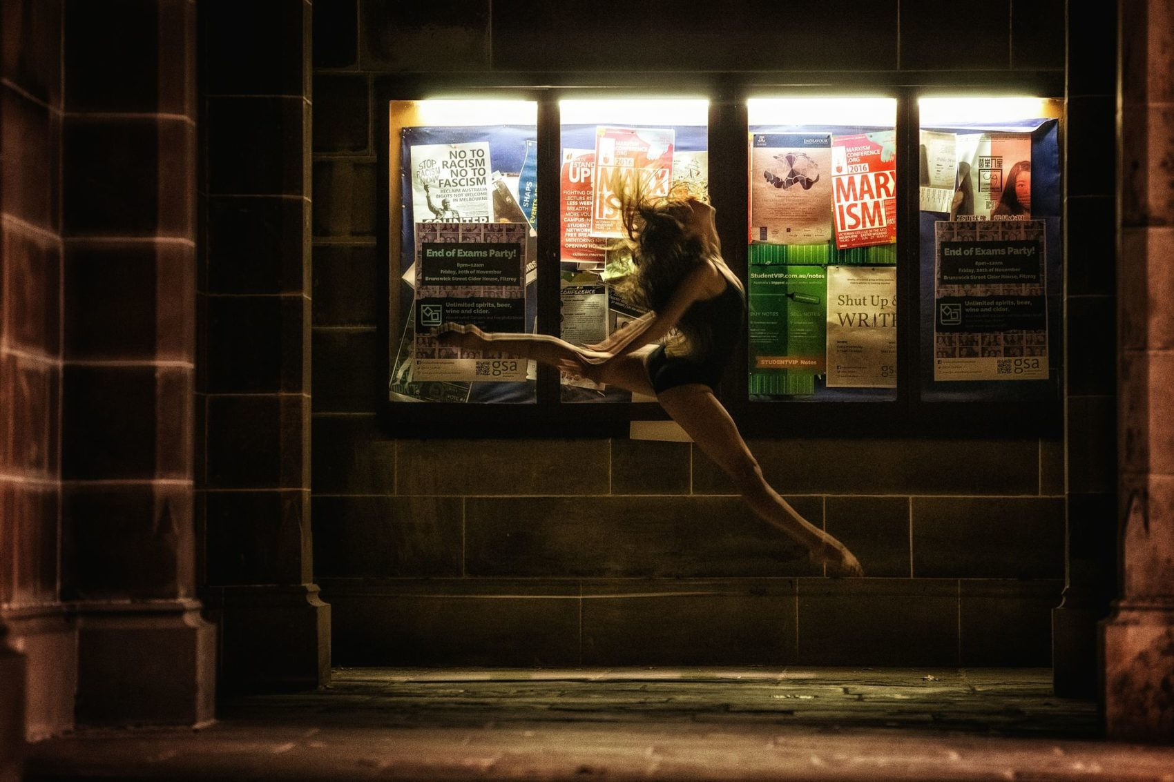 Streets Dancers Photographs - Higher Education featuring Catherine Donato