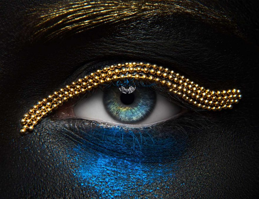Unique Eyes Photography Concept by Alex Malikov 1 Macro Beauty: Unique Glamour Photography Concept by Alex Malikov