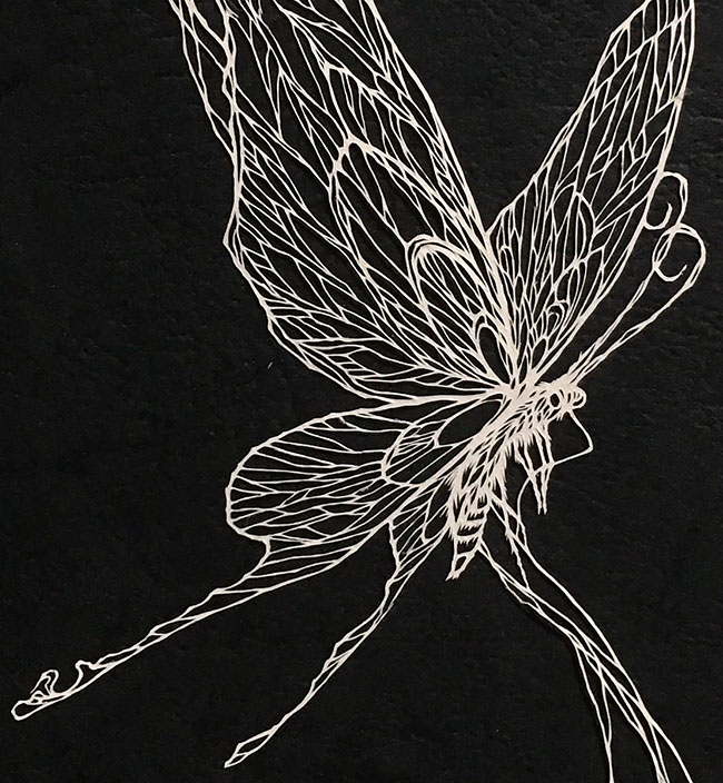 Best of Paper Cuts Ideas 2 Detailed Paper Cuts Swirling Forms Of Nature by Kiri Ken