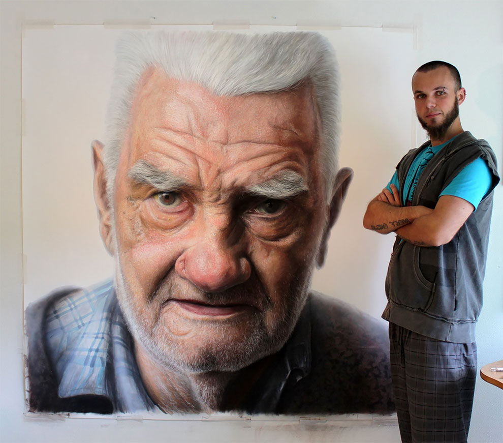 Realistic And Expressive Drawings By Dino Tomic 10 Realistic And Expressive Drawings By Dino Tomic