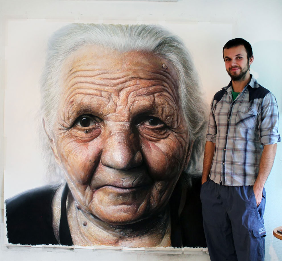Realistic And Expressive Drawings By Dino Tomic 6 Realistic And Expressive Drawings By Dino Tomic