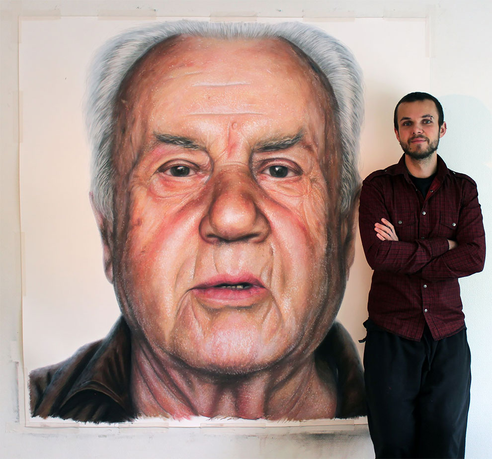 Realistic And Expressive Drawings By Dino Tomic 8 Realistic And Expressive Drawings By Dino Tomic