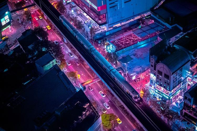 Bangkok Glow Neon Street Photography by Xavier Portela 2 Bangkok Glow : Neon Street Photography by Xavier Portela