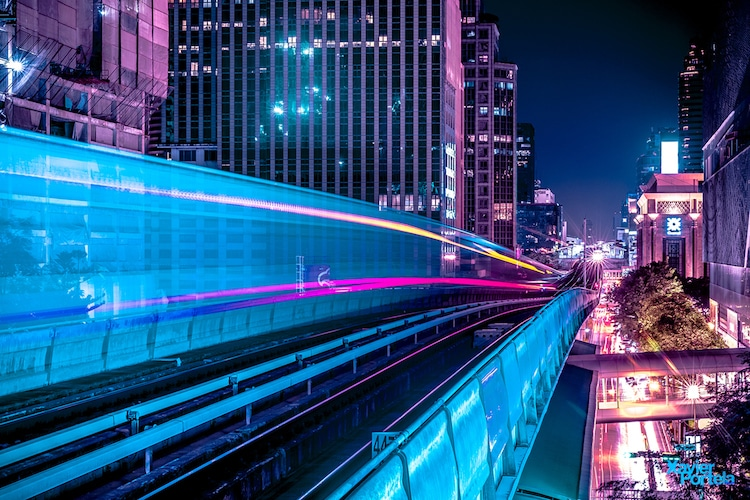 Bangkok Glow Neon Street Photography by Xavier Portela 6 Bangkok Glow : Neon Street Photography by Xavier Portela