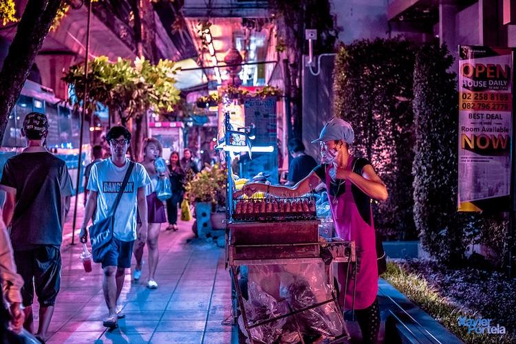 Neon Street Photography by Xavier Portela Bangkok Glow : Neon Street Photography by Xavier Portela