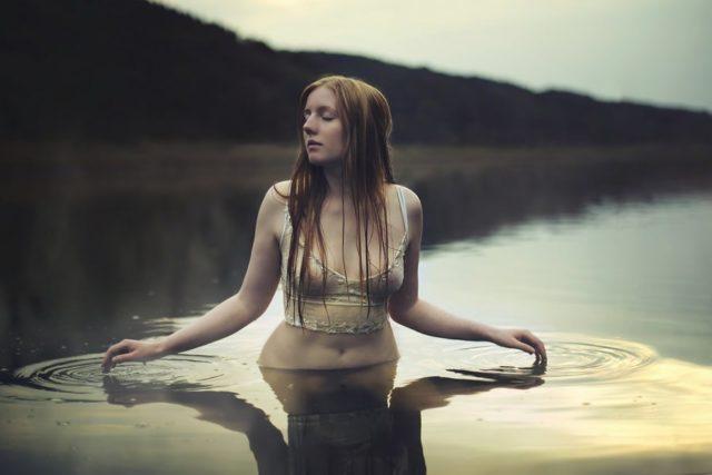 female photo art