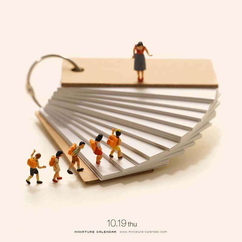 Creative Miniature World by Tanaka Tatsuya 1 Creative Miniature Art by Tanaka Tatsuya