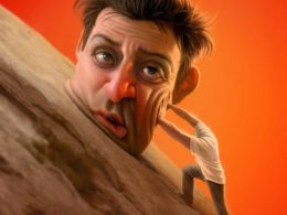Sinuses: Funny Illustration Series by Tiago Hoisel