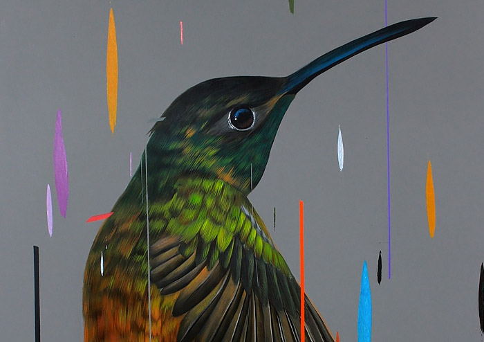 Gorgeous Paintings of birds by American Artist Frank Gonzalez