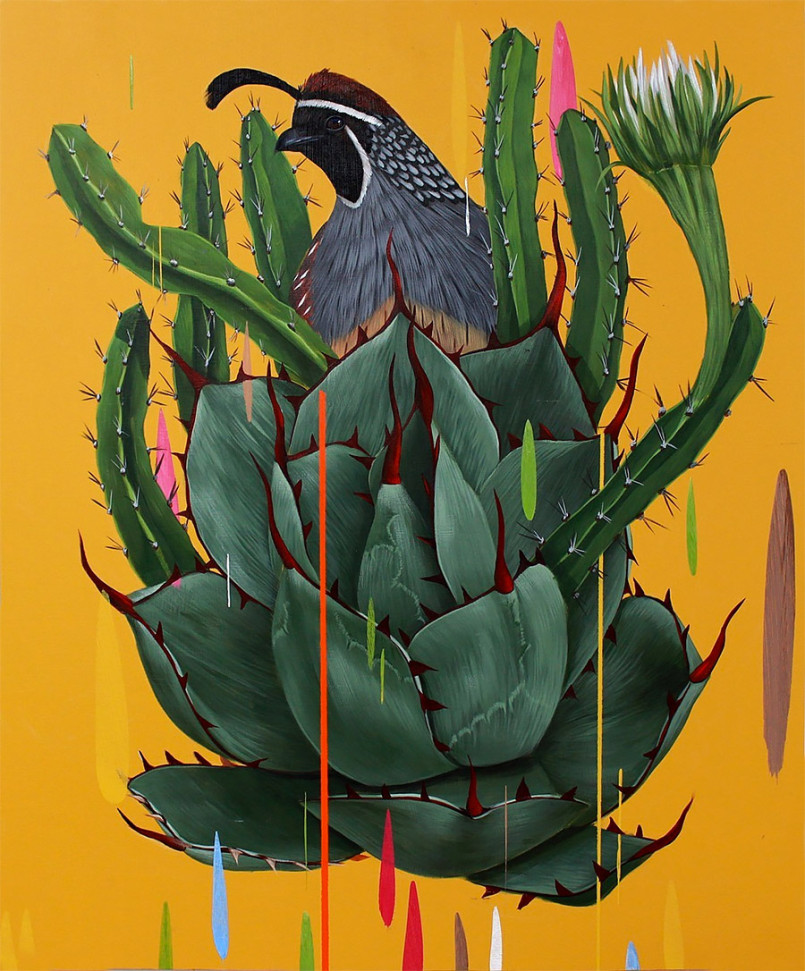 Gorgeous Paintings of birds by Frank Gonzalez Gorgeous Paintings of birds by American Artist Frank Gonzalez