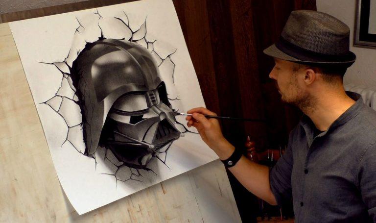 Hyper Realistic 3D Drawings by Stefan Pabst 3 Hyper Realistic 3D Drawings by Stefan Pabst