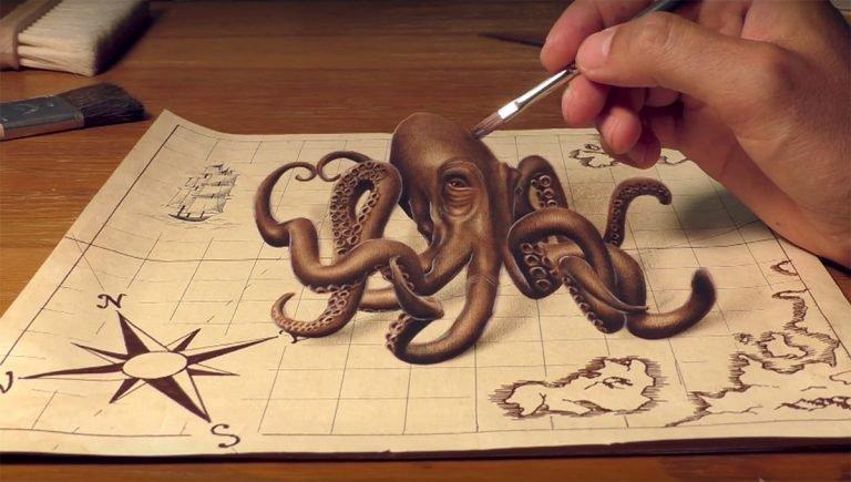 Hyper Realistic 3D Drawings by Stefan Pabst 4 Hyper Realistic 3D Drawings by Stefan Pabst