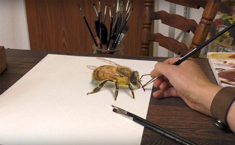 Hyper Realistic 3D Drawings by Stefan Pabst 5 Hyper Realistic 3D Drawings by Stefan Pabst