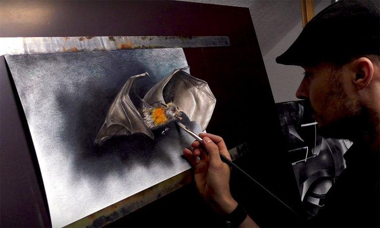 Hyper Realistic 3D Drawings by Stefan Pabst 6 Hyper Realistic 3D Drawings by Stefan Pabst