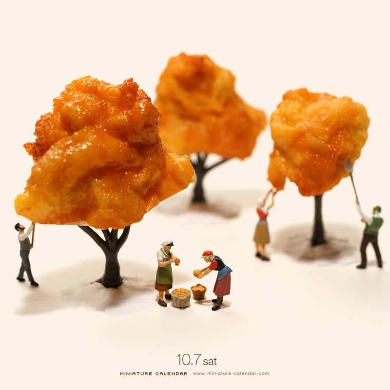 Wonderful Miniature Art by Tanaka Tatsuya 1 Creative Miniature Art by Tanaka Tatsuya