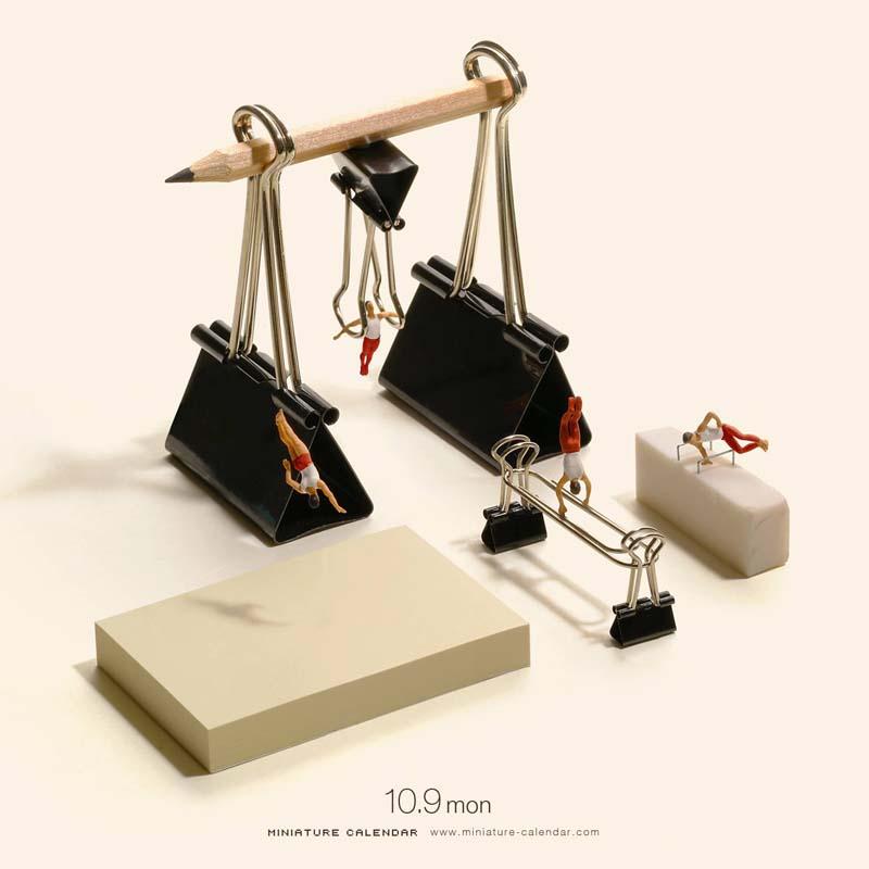 Wonderful Miniature Art by Tanaka Tatsuya 2 Creative Miniature Art by Tanaka Tatsuya
