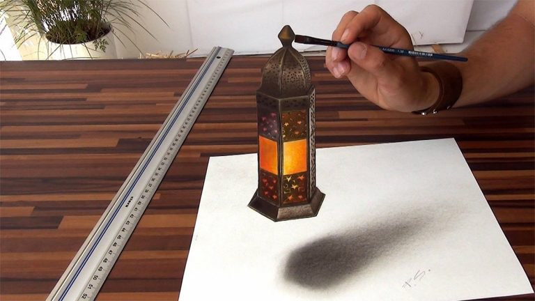 illustration 3D Drawings by Stefan Pabst 3 Hyper Realistic 3D Drawings by Stefan Pabst