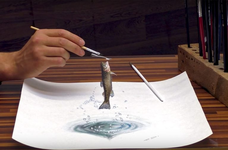 illustration 3D Drawings by Stefan Pabst 5 Hyper Realistic 3D Drawings by Stefan Pabst