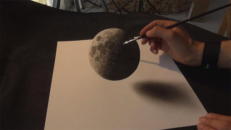 illustration 3D Drawings by Stefan Pabst 6 Hyper Realistic 3D Drawings by Stefan Pabst