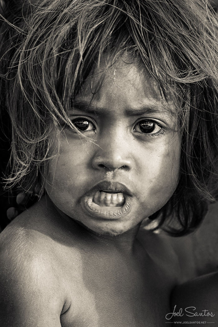 Black and White Portrait Photography by Joel Santos Top 10 Most Famous Portrait Photographers In The World