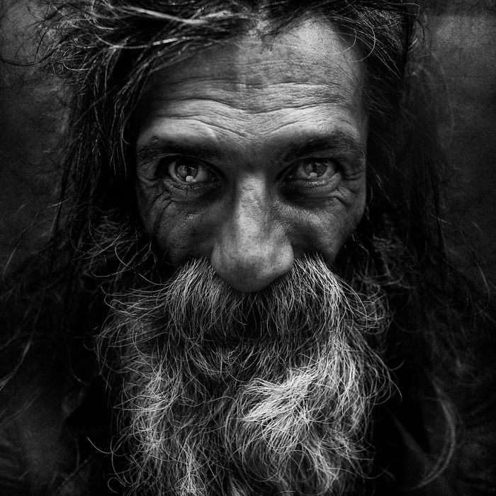Black and White Portrait Photography by Lee Jeffries Top 10 Most Famous Portrait Photographers In The World