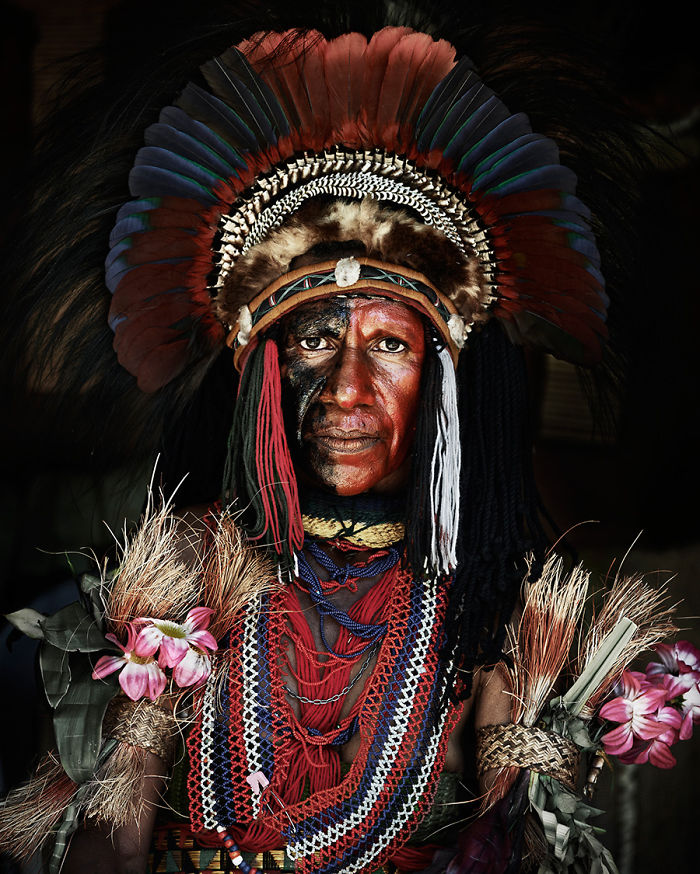 Stunning Portrait Photography by Jimmy Nelsson 1 Top 10 Most Famous Portrait Photographers In The World