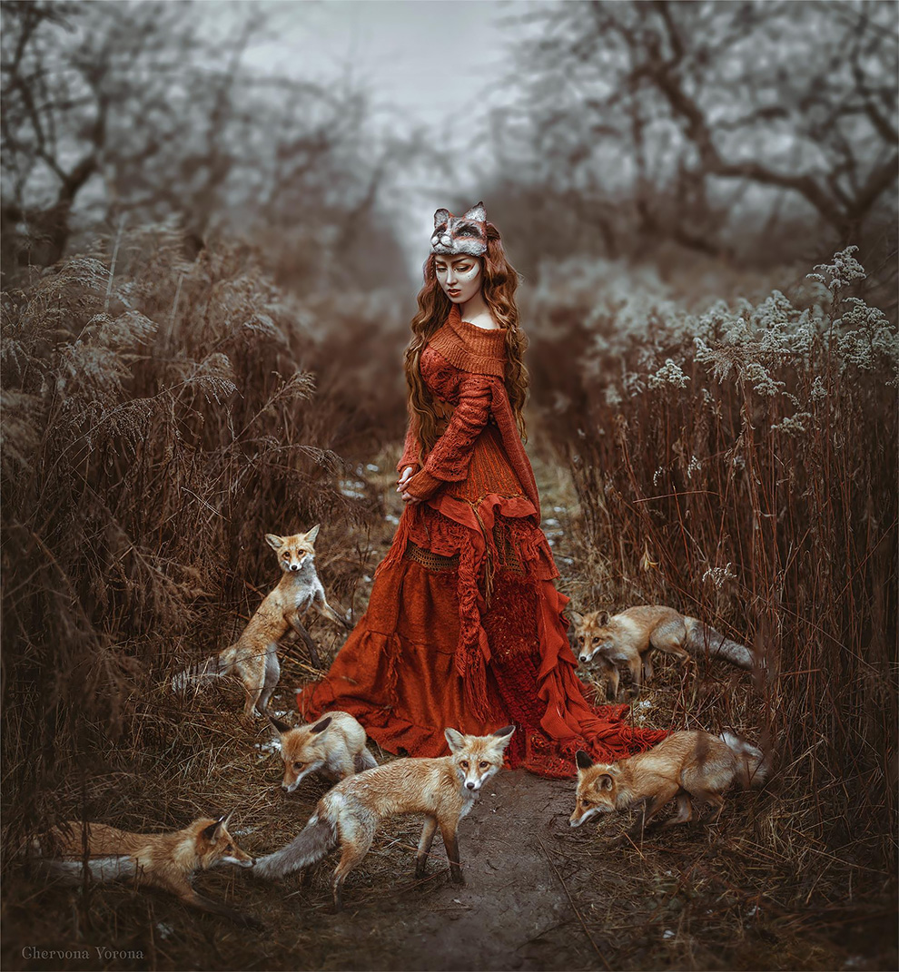 This Ukrainian Photographer Captures A Fairytale Photo Masterpieces 12 This Ukrainian Photographer Captures A Fairytale Photo Masterpieces