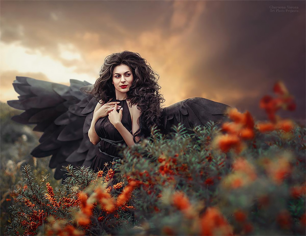 This Ukrainian Photographer Captures A Fairytale Photo Masterpieces 18 This Ukrainian Photographer Captures A Fairytale Photo Masterpieces