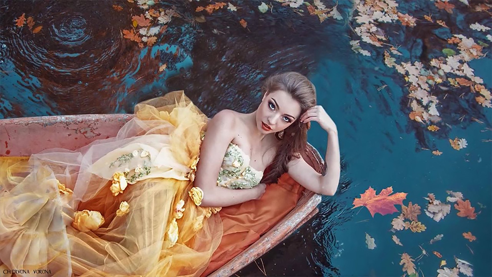 This Ukrainian Photographer Captures A Fairytale Photo Masterpieces 9 This Ukrainian Photographer Captures A Fairytale Photo Masterpieces