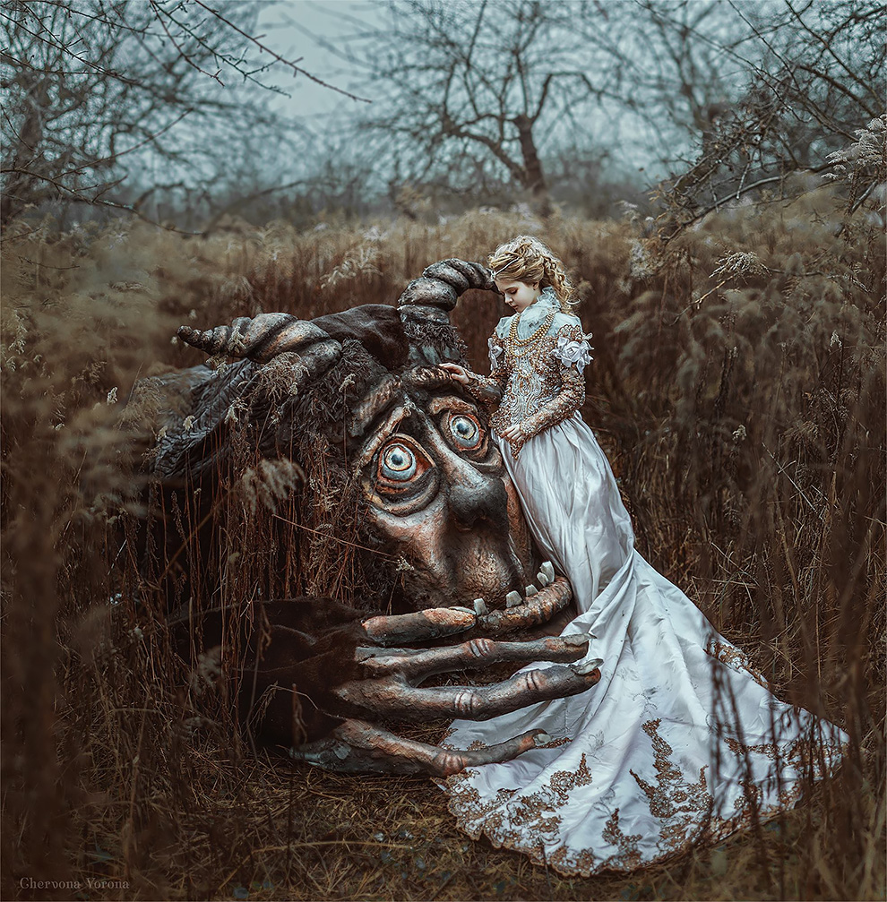 This Ukrainian Photographer Captures A Fairytale Photo Masterpieces This Ukrainian Photographer Captures A Fairytale Photo Masterpieces